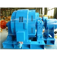 Water turbine generator unit / Generator