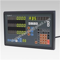 XPOS3 lather digital readout