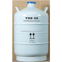 YDS-20 liquid nitrogen dewar
