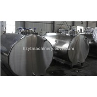 YT 10T milk cooling tank