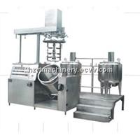 YT ZRJ Turbine Emulsifying Machine--Push Botton Control