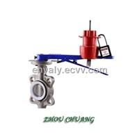 ZC-F32 Super Single Arm Universal Ball Valve Lock Safety locks