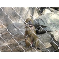 Zoo Aviary Mesh Made of Stainless Steel Wire Mesh(7x7,7x19)