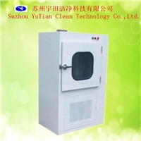 air shower type pass box