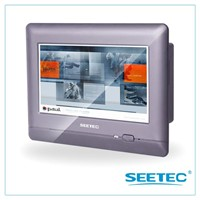 "for industrial control 7"" HMI panels  with win CE5.0 RS232 series port"