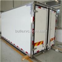 insulated  box truck