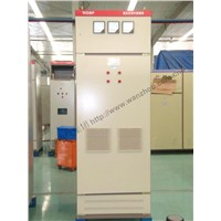 low voltage electrical grid reactive power compensation cabinet