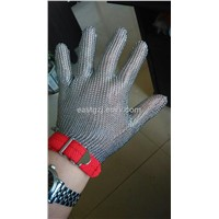 metal gloves
