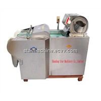 multifunctional vegetable cutting machine