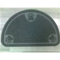 pet friendly PVC Coil Pet Mat