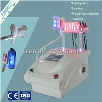 portable fat freezing lipo laser body slimming machine/salon equipment