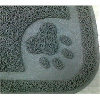 pvc coil pet mat easy clean