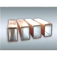 rectangular copper mould tube