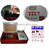 Rubber Laser Machine RF-3020-CO2-40W