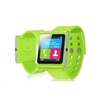 smart watch phone RUBIK D6 1.54inch android 4.1  dialer support Multi-language,brilliant life