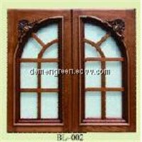 solid wood kitchen cabinet glass doors in glass