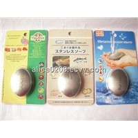 stainless steel soap with different package