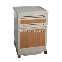 stainless steel with ABS bedside table