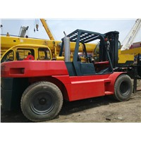 used Toyato 10Ton forklift original from japan