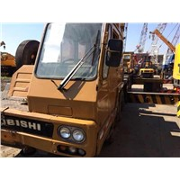 used kato 30t mobile truck crane original from japan