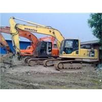 used komatsu crawler excavators PC240-7, used komatsu hydraulic crawler excavators