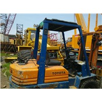 used toyota 3ton forklift original from japan