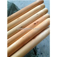 varnish wooden broom handle,painting wooden handle,lacquer wood handle for broom and mop