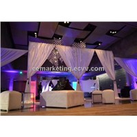 Wedding Party/ Trade Show/ Hotel/Festival Decoration Portable Curtain Rod