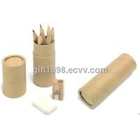 Wooden Color Puzzle Pencil