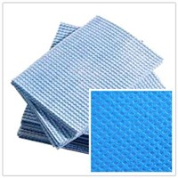 2014 Disposable Spunlace Cleaning Cloth
