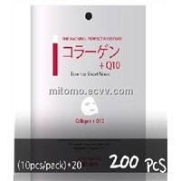COLLAGEN+Q10_MC sheet Mask series