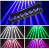 4in1 LED beam bar /8pcs 10w moving head disco light