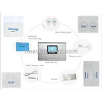 home healthcare electrode pads massager device