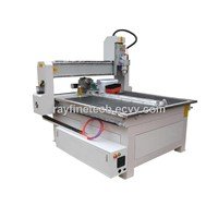 4 Axis Wood/MDF/plywood CNC cutting/router Machine RF-1313-4.5KW with good price