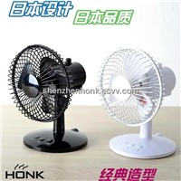 5V USB Rotation Fan powered from usb port or battery, usb table fan