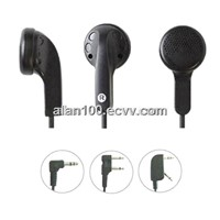 Airline Headset / Earbud with Low Price (bus earphone)
