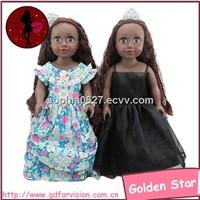 Custom black dolls, Africa vinyl black dolls