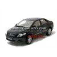 Customize Car 1:18 TOYOTA COROLLA 2007 Auto Mobile Part
