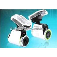 HD 720P mini dvr recorder car black box with G-SENSOR / GPS / voice broadcast / motion detection