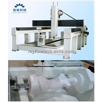 Heavy Duty Foam Mold CNC Machine RF-2040-F with promotion price