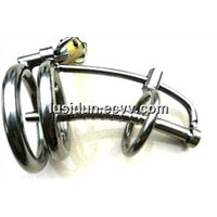High Quality Male Chastity Device Adult Novelty Urethral Catheter  Chastity device CD-0011