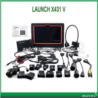 Launch X431 V Wifi/Bluetooth Update on Official Launch Website X-431 V