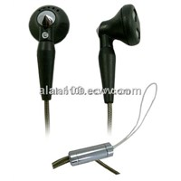 Low cost wire earphone / MP3 ear plug