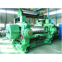 Open Type Mixing Mill/Two roll mill/ Two roller rubber mill