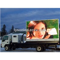 P7 Rental TV Mount Full Color LED Display Screen