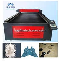 Qualty Laser Bed Cutting Machine RF-1325-100W with competitive price