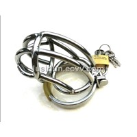 Stainless Steel Chastity Device Chastity Belt Cage CD-0010