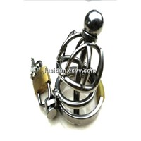 Stainless Steel Chastity Device chastity cage