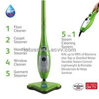 Steam Mop,Steam Cleaner,H2O Mop X5, Steam Mop X5,5 in 1 Steam Mop,X5 Steam Cleaner