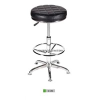 Leather Swivel Counter Bar Stool C-20